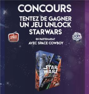 concours escape game space cowboy